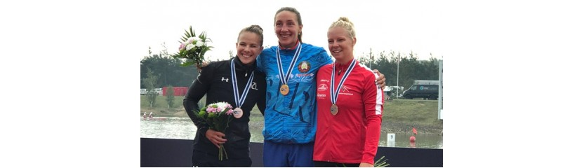 Белорусы завоевали 6 медалей на чемпионате мира по гребле на байдарках и каноэ