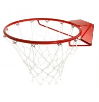 Кольцо баскетбольное №7 с сеткой KBS-7
