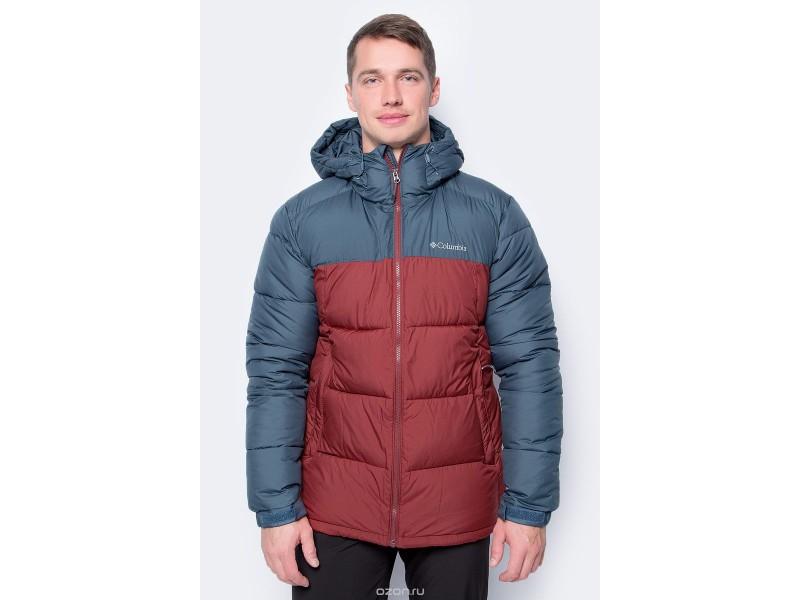 Куртка мужская Columbia Pike Lake™ синий/кирпичный арт.1738032-435