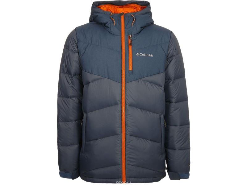 Куртка мужская пуховая Columbia Sylvan Lake™ синий арт.1798812-478