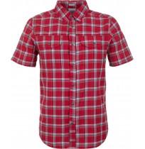 Рубашка мужская Columbia Leadville Ridge™ красный арт.1772125-613