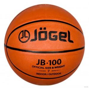 Мяч баскетбольный Jogel №7 JB-100-7
