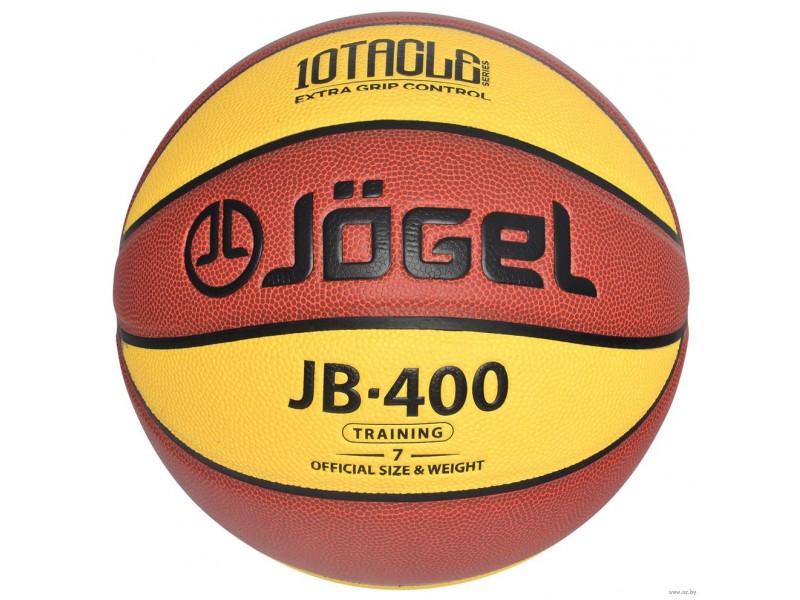 Мяч баскетбольный Jogel №7 арт.JB-400-7