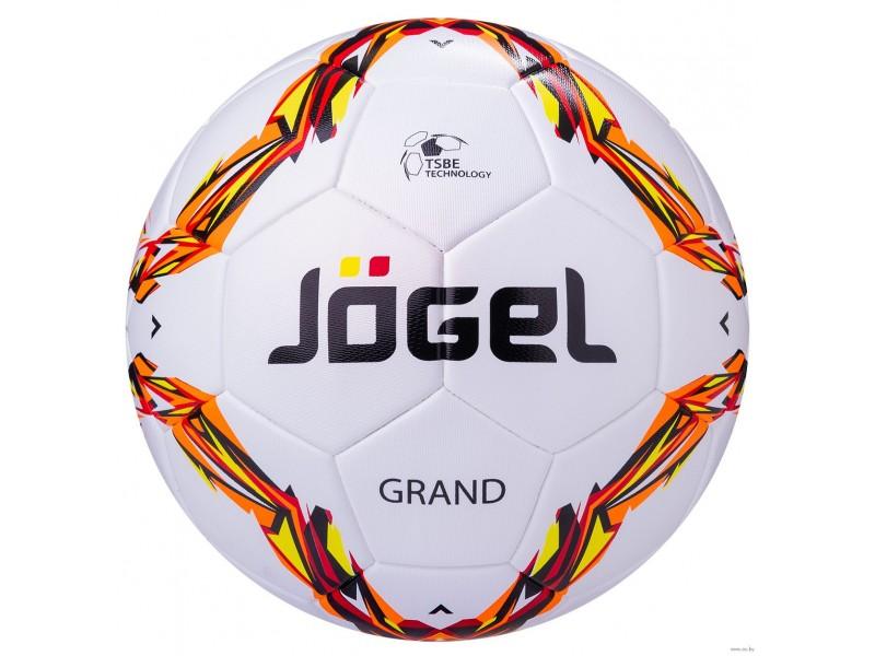 Мяч футбольный Jogel Grand №5 арт.JS-1010-5