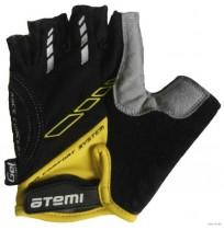 Перчатки велосипедные Atemi, L, арт.AGC-04
