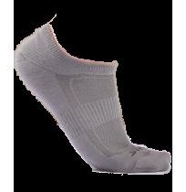 Носки спортивные низкие STARFIT 2 пары в упаковке (серый) арт.SW-201-GR-4346