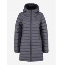 Куртка утепленная женская  темно-серый 111713-93