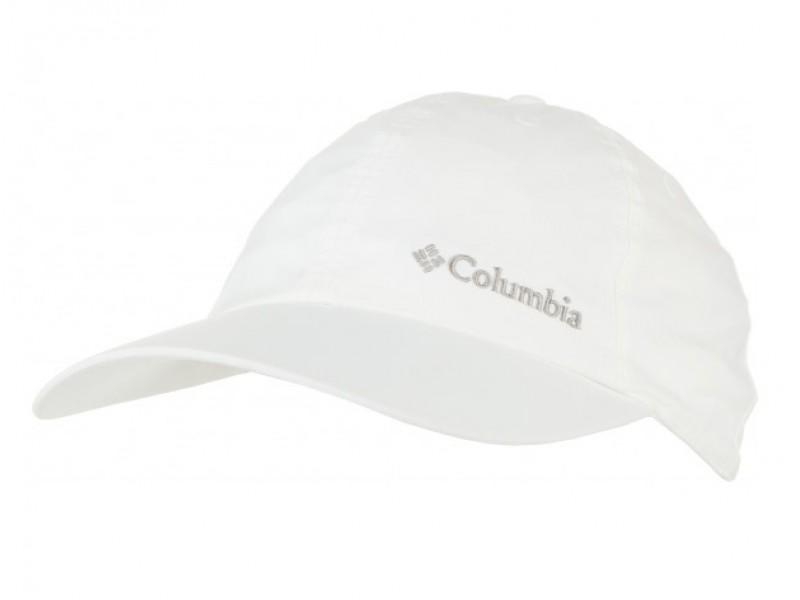 Бейсболка Columbia Tech Shade™ II Hat белый арт.1819641-100