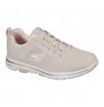 Кроссовки женские GO WALK 5 светло-розовый 124242-LTPK