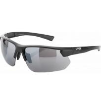 Очки солнцезащитные Uvex чёрный матовый арт.0981.2216