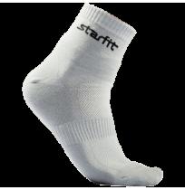 Носки спорт. средние STARFIT 2 пары в упаковке (светло-серый) р. 43-46 SW-202-LGR-4346