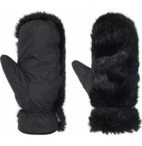 Варежки женские чёрный Outvneture арт.A17AOUMIW01-99