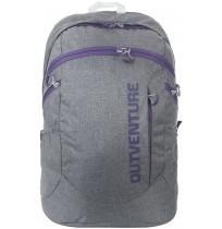 Рюкзак Outventure Backpack серый/фиолетовый арт.S17AOURSU01-AL