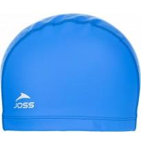 Шапочка для плавания Joss с покрытием васильковый арт.APC02A7-Z1