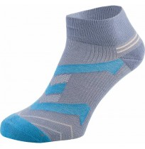Носки для фитнеса DEMIX серый/синий арт.GMCZ01_1-AM