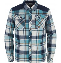 Рубашка мужская Outventure синий арт.S18AOUSRM01-M3