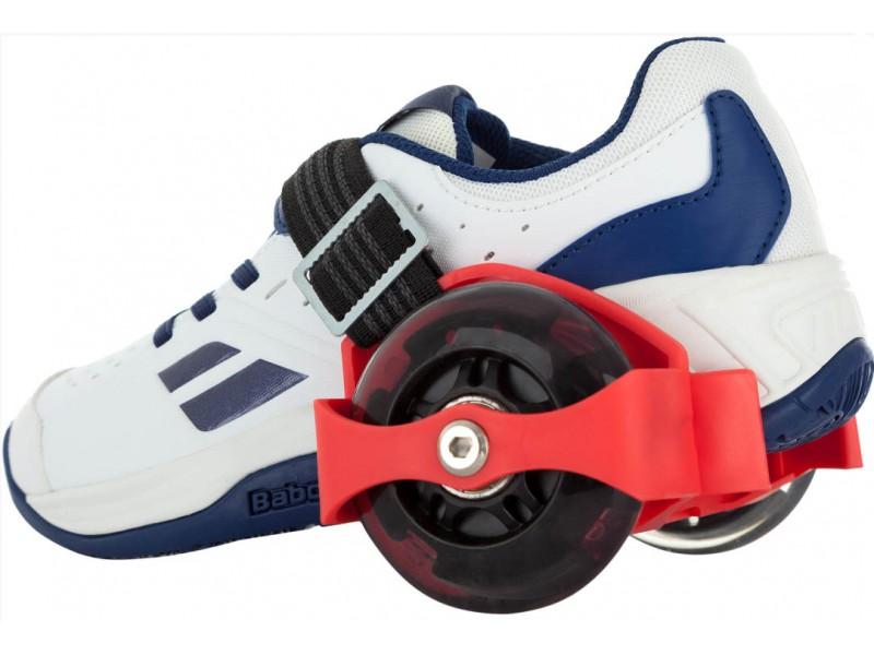 Ролики на обувь Reactive красный арт.RRSH-R