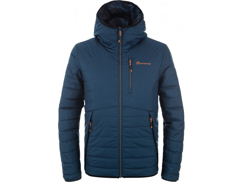 Куртка мужская Outventure Двухстороняя цвет морской арт.S18AOUJAM10-S4