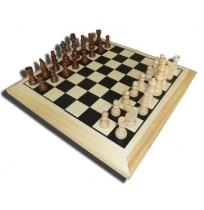 Шахматы (деревян.) 32 см FORA, арт. 7011