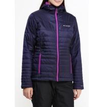 Куртка женская Columbia Go To™ Hooded  синий арт.1568911-414
