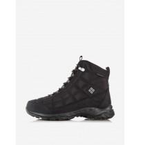 Ботинки мужские утепленные FIRECAM чёрный 1672881-012