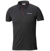 Рубашка-поло мужская Columbia Triple Canyon™ чёрный арт.1711661-012