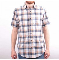 Рубашка мужская Columbia Under Exposure™  бежевая клетка арт.1715221-265