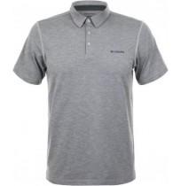 Рубашка-поло мужская Columbia Tech Trail™ серый арт.1768701-019