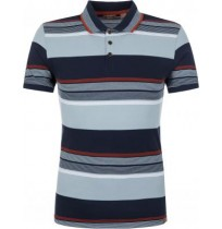 Рубашка-поло Outventure мужская синий р.50 S18AOUPOM04-M1
