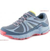Полуботинки женские для бега Columbia BANDON TRAIL™ серый арт.1718801-021