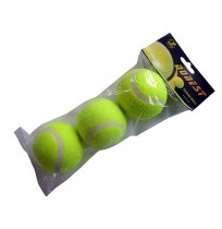 Мячи для большого тенниса Do Best (3 шт) в пакете арт.TB-GA03