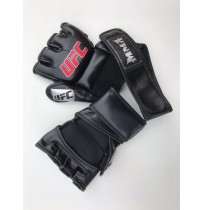 Перчатки UFC Бои без правил Model D112 PU black Size L