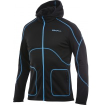 Толстовка мужская на молнии Craft Active Hood zip 1901680/8310
