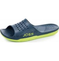 Шлепанцы мужские Joss ECLIPSE синий/зеленый арт.DNMJ16-MU