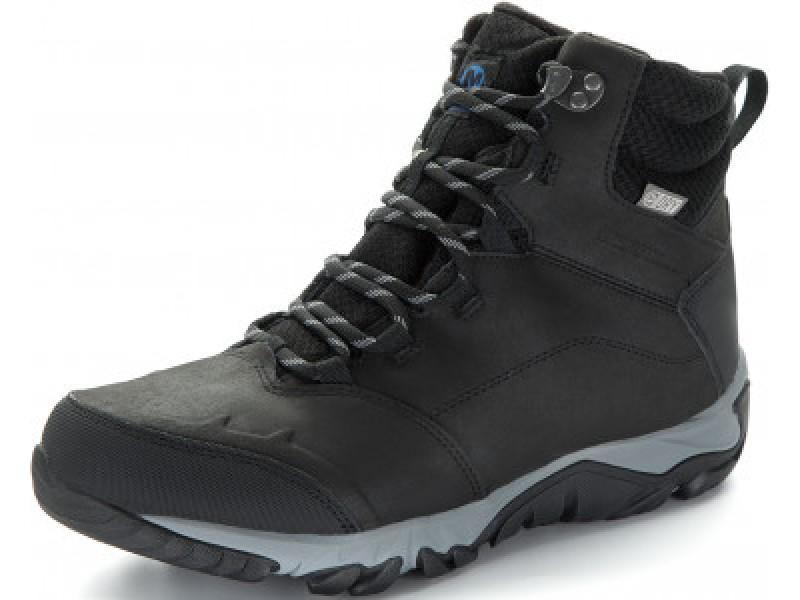 Ботинки мужские утеплённые Merrell THERMO FRACTAL черный арт.90391