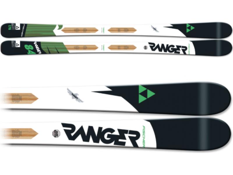 Горные лыжи Fischer Ranger 84 арт.A17315