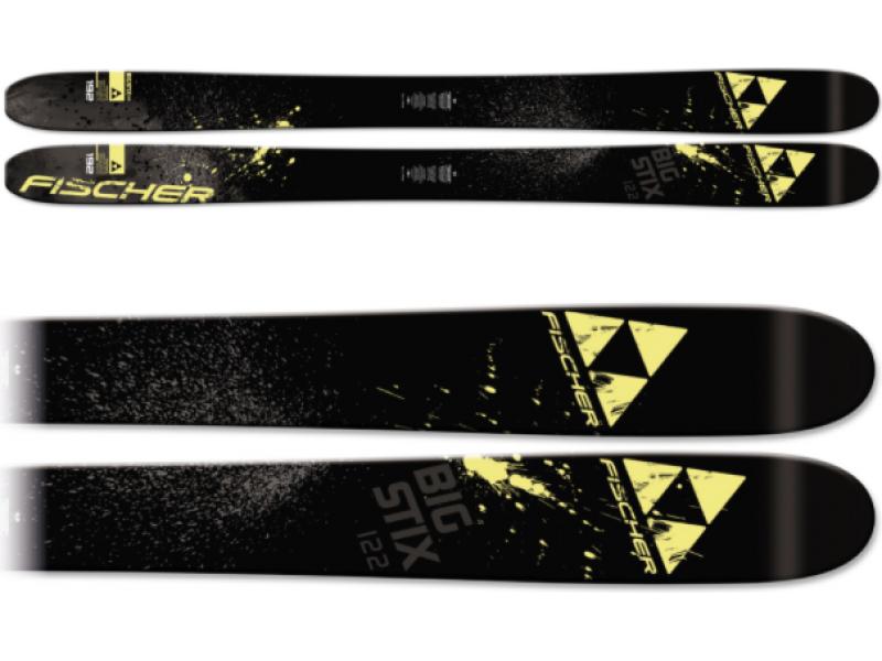Горные лыжи Fischer BIG STIX 122 арт.A17515