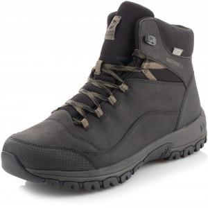 Ботинки мужские утеплённые Merrell TALIK MID THERMO WTPF черный арт.311533C