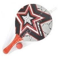 Набор для игры в пляжный теннис (2 ракетки + мяч) WINMAX SPORT арт.WMBR609-B-T
