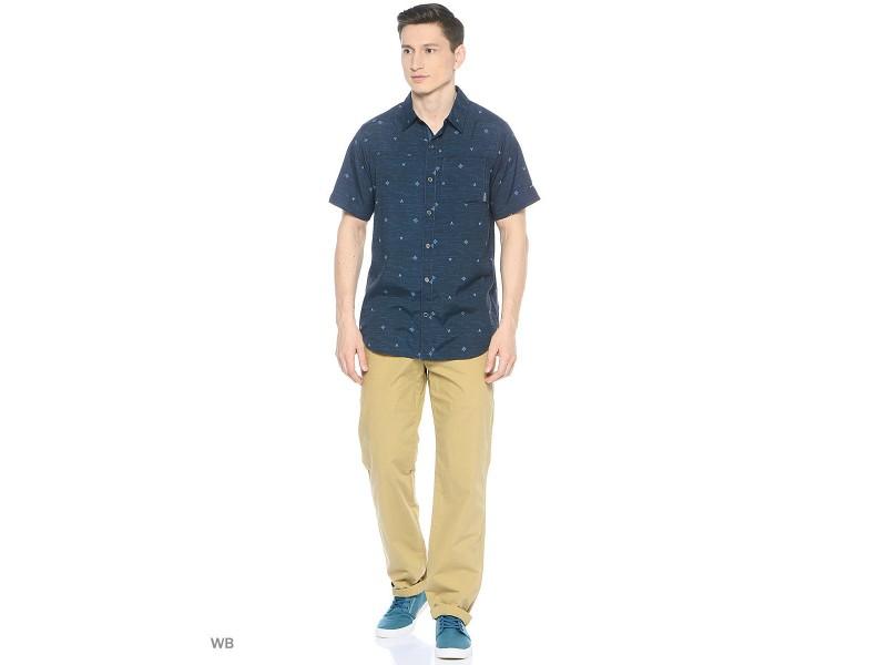 Рубашка мужская Columbia Pilsner Peak™ темно-синий арт.1654252-492