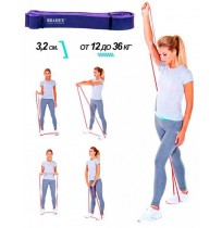 Эспандер-лента,  3,2 см (12 - 36 кг.) Bradex арт.SF 0195
