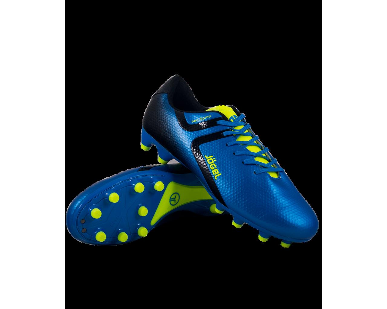 Бутсы футбольные Jogel Rapido, синий арт.JSH1001-BL b1a1c0ff38f