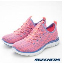 Кроссовки женские Skechers FLEX APPEAL 2.0-INSIGHTS арт.12765-PKLV