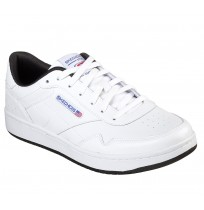 Кеды мужские Skechers TEDDER- PAYSTED белый арт.52714-WHT