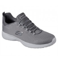 Кроссовки мужские Skechers DYNAMIGHT серый арт.58360-CHAR
