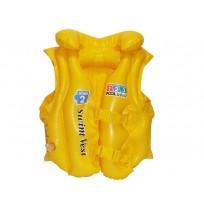 Жилет надувной желтый 58660For