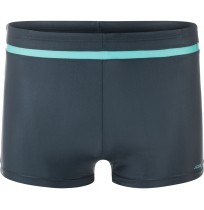 Плавки-шорты мужские Joss серый/голубой арт.S17AJSWTM01-AQ