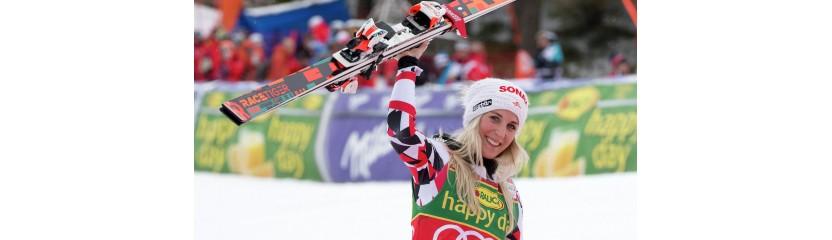 Брем победила в гигантском слаломе в Словакии