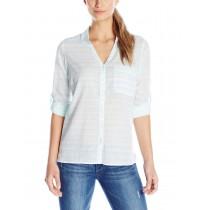 Рубашка женская Columbia Early Tide™  бирюзовый арт.1658941-377