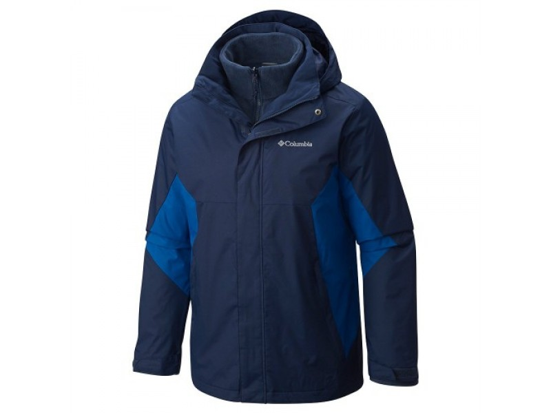 Куртка мужская Columbia Eager Air™ Interchange синий арт.1680491-464